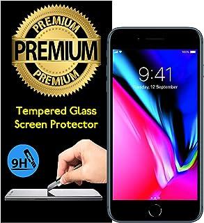 iPhone 8 Plus Temperli Kırılmaz Ekran Koruyucu Cam Film 9H