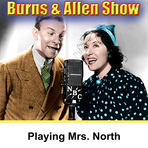 Playing Mrs. North audiobook cover art