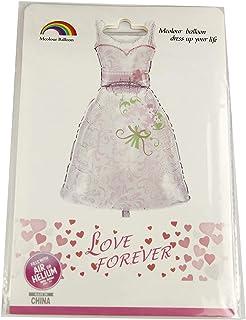 بالون فويل لفساتين الزفاف - 42 بوصة - 362-13، ابيض