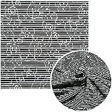 alles-meine.de GmbH Stoff - Meterware am Stück - Streifen