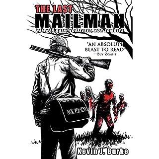The Last Mailman audiobook cover art