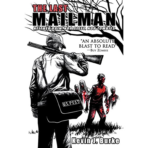 The Last Mailman audiobook cover art