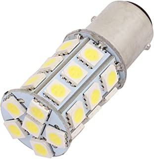 Aexit DC (Lighting fixtures and controls) 12V 1156 White 27LEDs Lights Bulbs for Light (40ry415qf739) Lamps Replacement