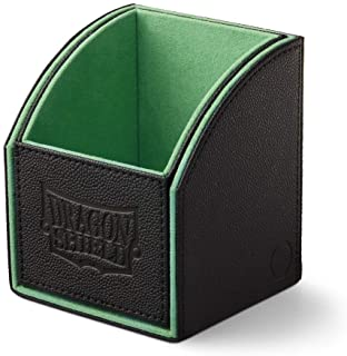 Dragon Shield: Nest Deck Box - Black and Green