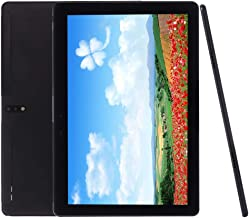Android Tablet 10 Inch, Android 9.0 Go Unlocked Tablet PC with SIM Card Slots, 4G Phone Support, Deca-Core, 2.8GHz, 64GB, 5MP+13MP Dual Camera, WiFi, GPS (Black)