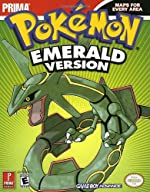 Pokemon Emerald - Prima Official Game Guide de Fletcher Black