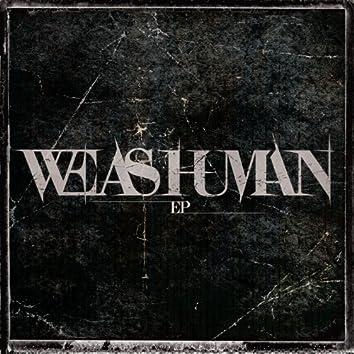We As Human EP