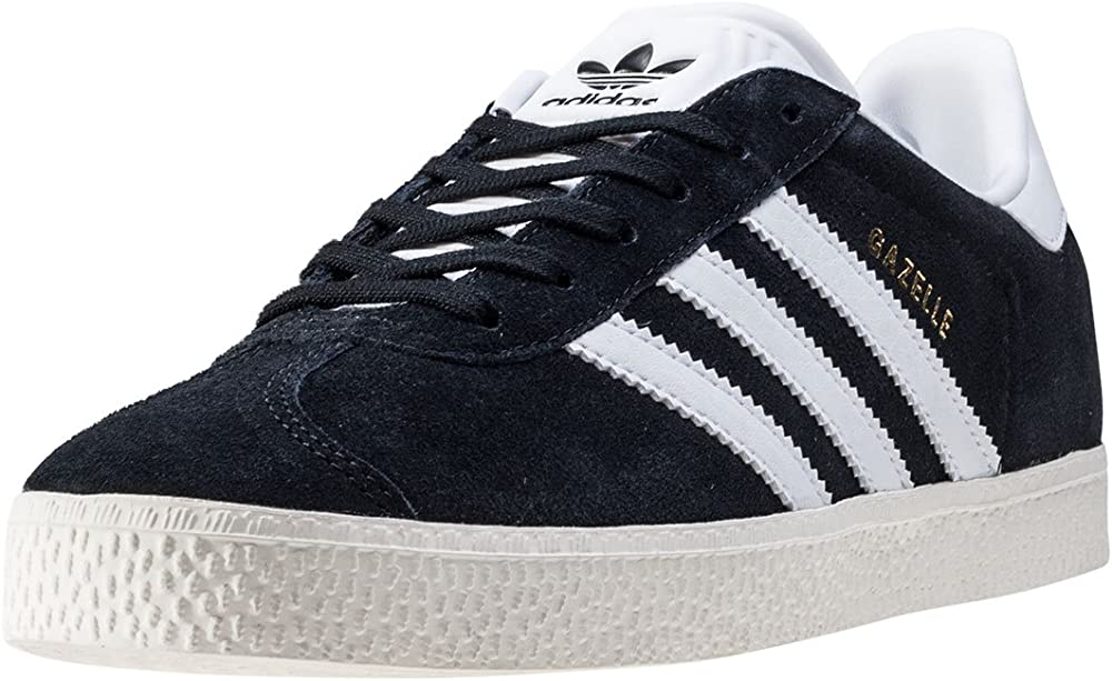 Adidas gazelle j, scarpe da ginnastica basse,per bambino,sneakers in pelle scamosciata BB2503