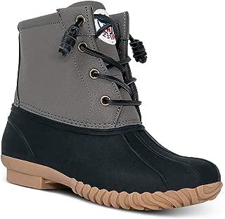 Best duck boots women grey Reviews