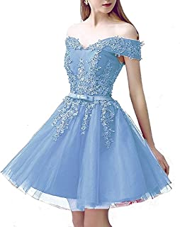 Homecoming Dresses Short Cocktail Dress Lace Prom Dress Tulle Homecoming Dress