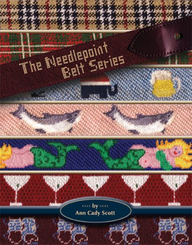 The Needlepoint Belt Series