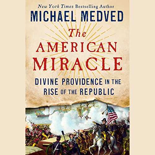 The American Miracle audiobook cover art
