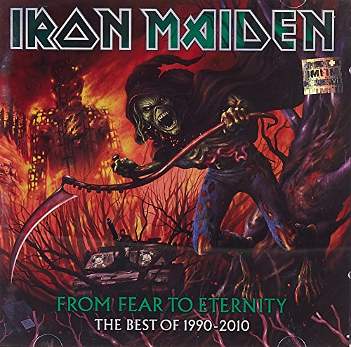 From Fear To Eternity: The Best Of 1990-2010 (2 CD)