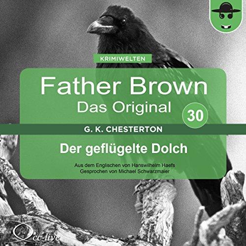 Der geflügelte Dolch (Father Brown - Das Original 30) Titelbild