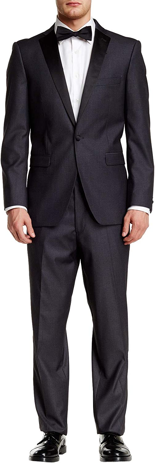 Mens Tuxedo Suit Pants Set Polo Assn U.S