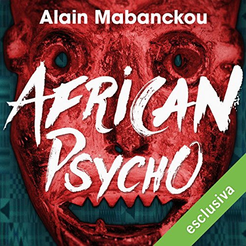 African Psycho audiobook cover art