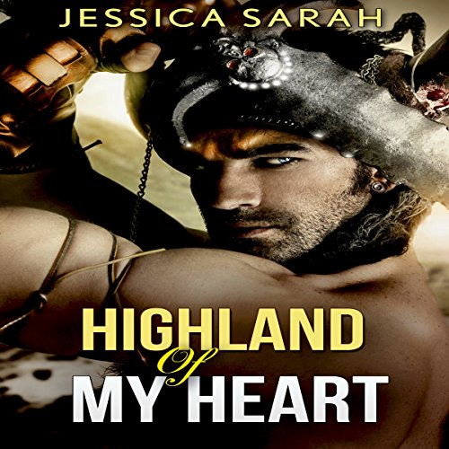 Highland of My Heart audiobook cover art