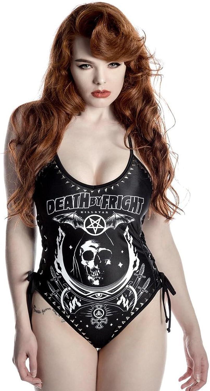 Killstar Badeanzug - Fright Fright Fright Night B074H6GYKG  Meistverkaufte weltweit 89fbce