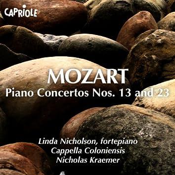 Mozart, W.A.: Piano Concertos Nos. 13 and 23