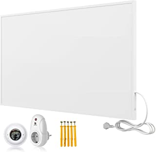 Infrarotheizung Heizpaneel Heizplatte mit Thermostat Heizung Bildheizung 800W