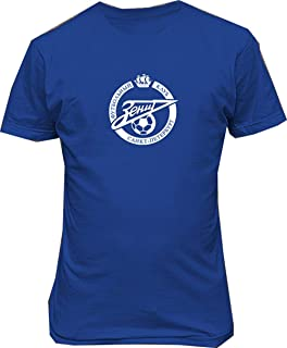 Conla Mele's FC Zenit Saint Petersburg Russia T Shirts