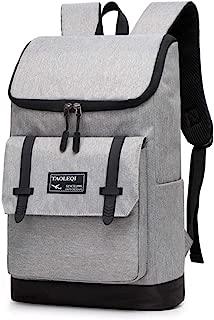 Sport Backpack, Laptop Bag, School Haversack for Student Boys Girls, Multifunctional Rucksack (Silver)