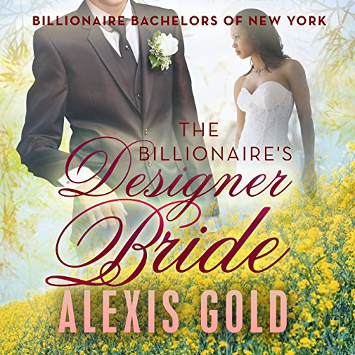 The Billionaire's Designer Bride audiobook cover art