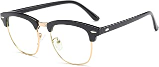 Polarized Sunglasses Classic Semi-Rimless Frame Retro...