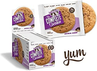 Lenny & Larry's The Complete Cookie - Oatmeal Raisin, 12 cookies