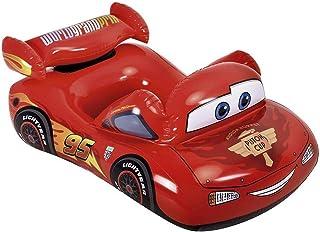 لعبة قارب قابل للنفخ بتصميم سيارة من انتيكس - 58391