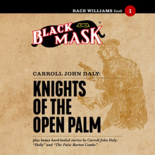 Knights of the Open Palm cover art
