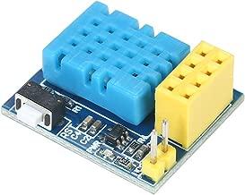 Festnight ESP8266 DHT11 Temperature Humidity Sensor Module ESP-01S Serial Wireless Transceiver Adapter Board for Arduino