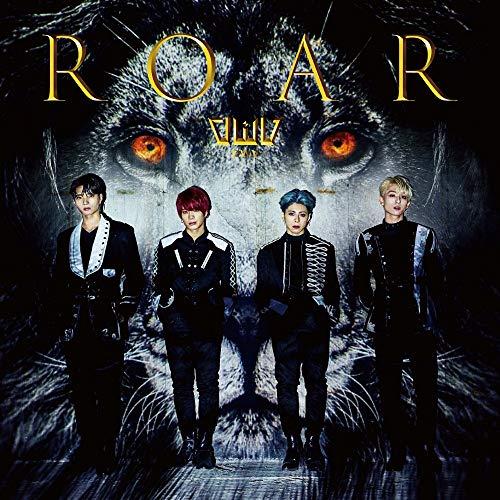 【Amazon.co.jp限定】Roar (初回盤)(DVD付)(特典:メガジャケ(通常盤絵柄)付)