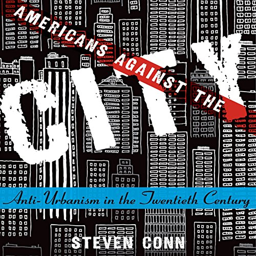 Americans Against the City audiobook cover art
