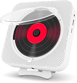 YAOHONG Reproductor de CD de Audio Altavoz Bluetooth Aprendizaje Infantil Recuperación Educación temprana Educación Tall R...