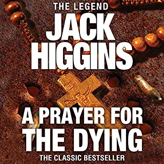 A Prayer for the Dying audiobook cover art