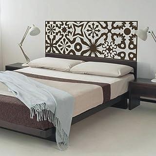 comprar comparacion Vinilo adhesivo para pared de diseño abstracto, con decoración geométrica de círculos para cab...