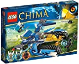 LEGO Legends of CHIMA Set # 70013 Equila's Ultra Striker (parallel import goods) (japan import)