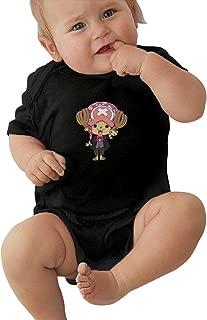 Tony Tony Chopper Toddler T Shirt Comfortable Onesies Black