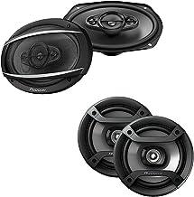 $74 » Pioneer Car Speaker 1-Pair TSF1634 + 1-Pair TSA6967