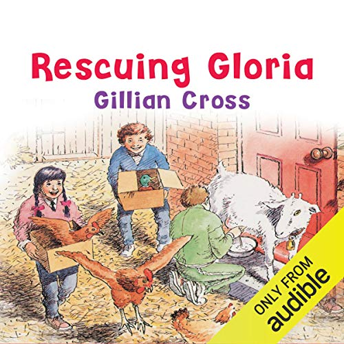 Rescuing Gloria cover art