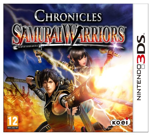 Samurai Warriors: Chronicle (nintendo_nintendo_3ds) [Edizione: Regno Unito]