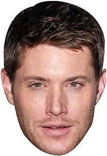 Jensen Ackles Celebrity Mask, Card Face and Fancy Dress Mask
