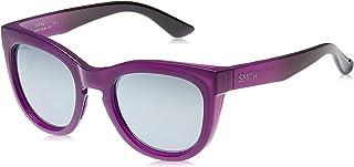 Smith Cat Eye Sunglasses for Women - Grey Lens, Sidney 2JKXB