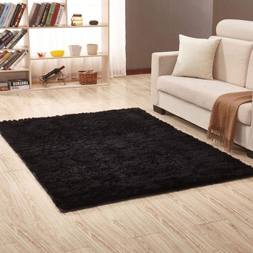 メーカー直売 ZHUAN Shaggy Fur 激安超特価 Area Rug Plush Soft Not- Extra Floor Fluffy