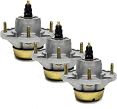 """Replaces John Deere 3pk Spindle Assembly for Zero Turn Mower Z425 Z445 48"""" 54"""" Decks 48C, 54C, LX X Z-Trak, X475, X485, X4..."""