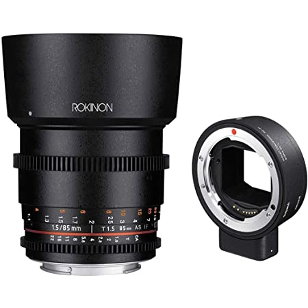gaixample.org Rokinon Cine DS DS85M-C 85mm T1.5 AS IF UMC Full ...