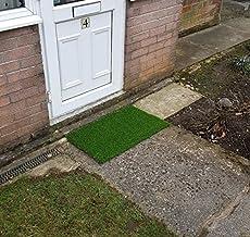 nomow Calisto Doormat, Green, 75 x 50 x 0.35 cm