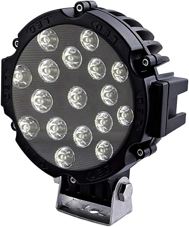 2 stücke 51 w autobeleuchtung led arbeitsscheinwerfer led tagfahrlicht auto scheinwerfer