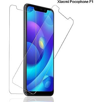 SNUNGPHIR® Xiaomi Pocophone F1 Cristal Templado Protector Pantalla ...